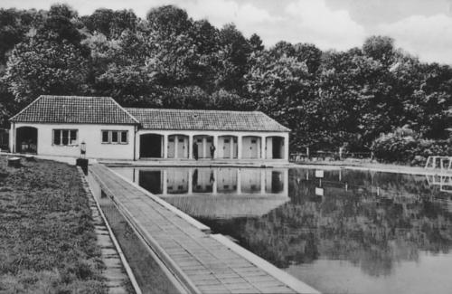 Freibad Schieder - 90 Jahre