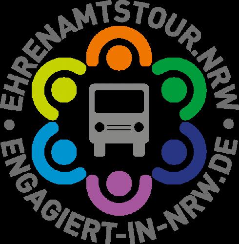 EAT Logo quadrat / © land.nrw / roberto pfeil, bzw: © land.nrw/Andrea Bowinkelmann
